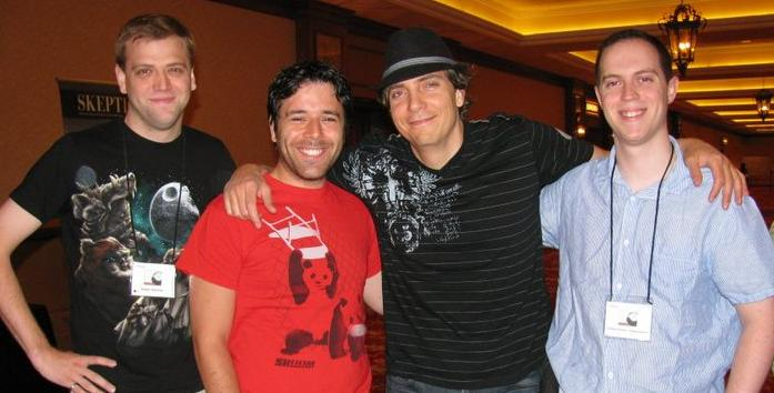 Adam, Elan, Jay Novell, and Jon