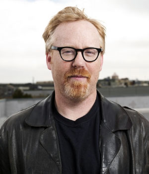 Adam Savage from The Mythbusters