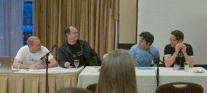 The Reality Check Q&A at Eschaton 2012