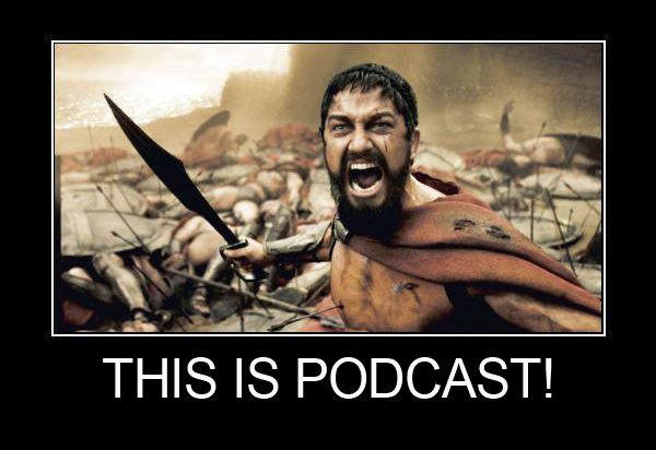this is podcast