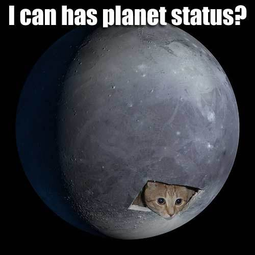 planet pluto not a meme - photo #25