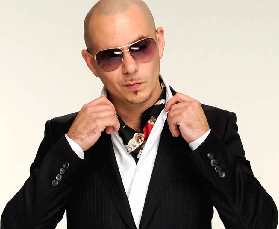 LOS ANGELES, CA - NOVEMBER 21: Rapper Pit Bull poses for a portrait during the 2010 American Music Awards held at Nokia Theatre L.A. Live on November 21, 2010 in Los Angeles, California. (Photo by Michael Caulfield/AMA2010/Getty Images for DCP) *** Local Caption *** Pit Bull